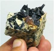 44 Grams Lovely Top Quality Rare Bastnasite With