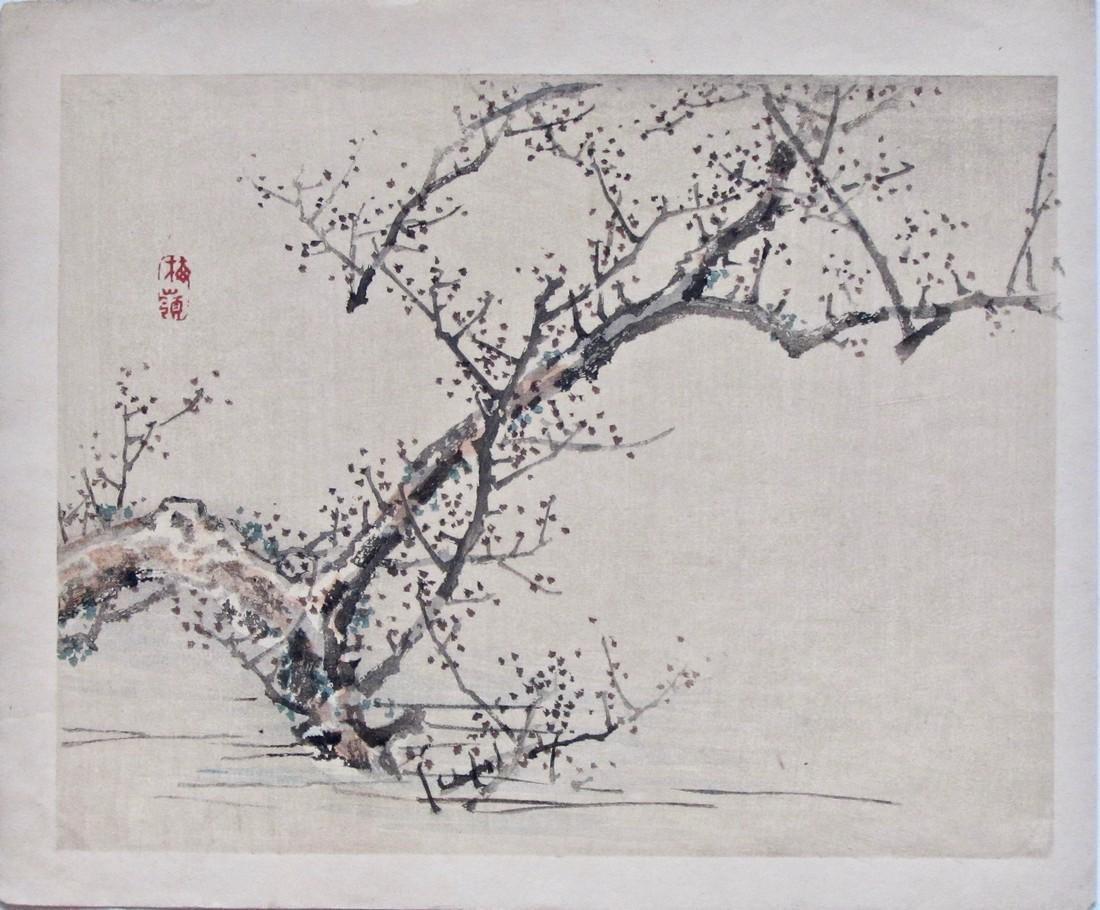 Bairei: Flowering tree