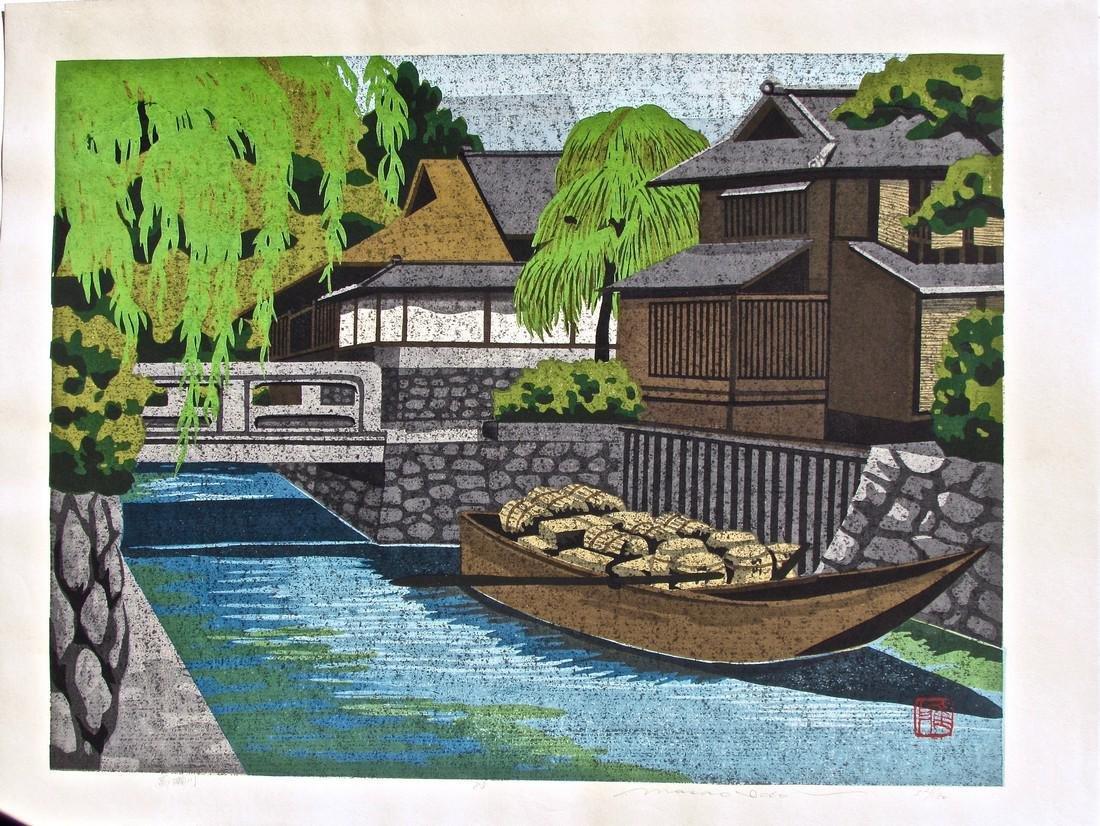 Masao Ido: Takase River