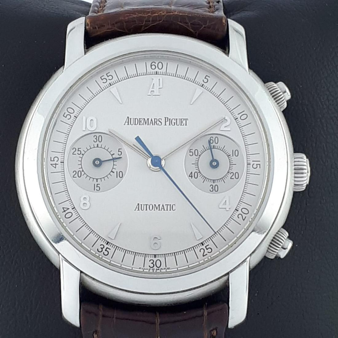 Audemars Piguet - Jules Audemars Chronograph - Men -