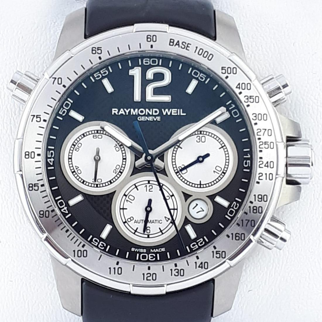 Raymond Weil - Nabucco Steel & Titanium Automatic