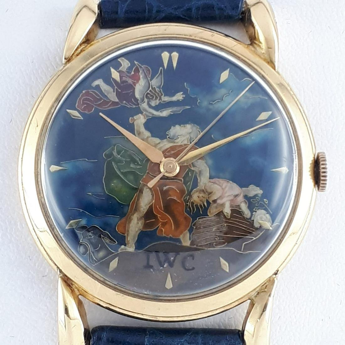 IWC - Vintage Collezione Dial, Gold, Manual Wind - Ref:
