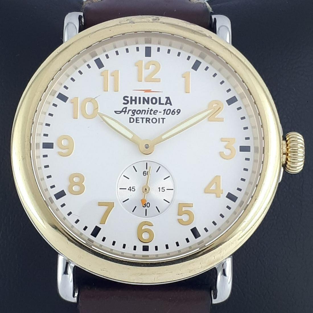 Shinola - Argonite 1069 - Men - 2011-present