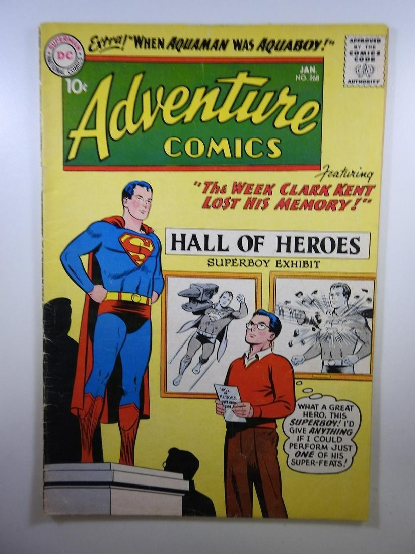 Adventure Comics #268