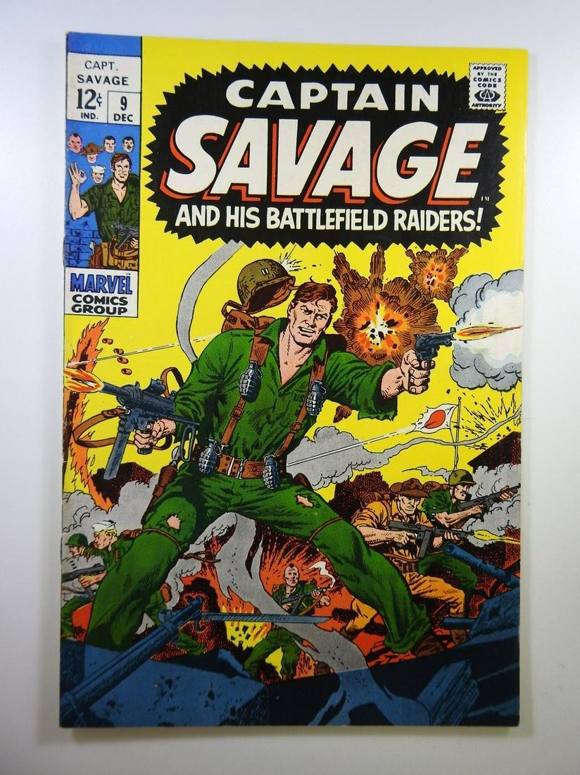 Capt. Savage #9
