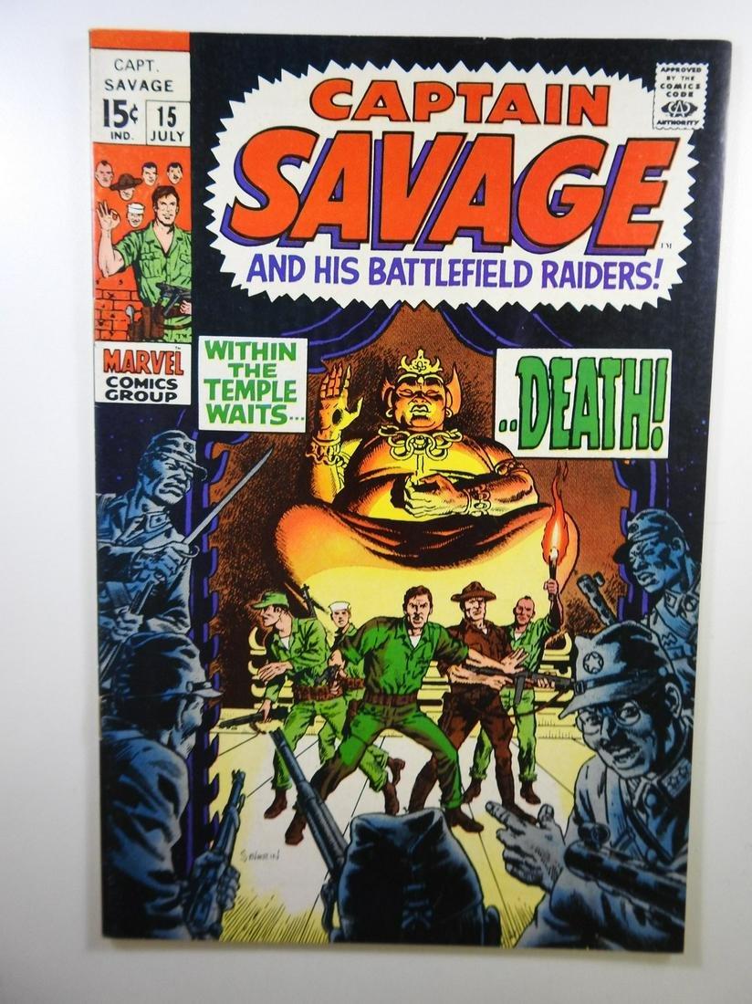 Capt. Savage #15