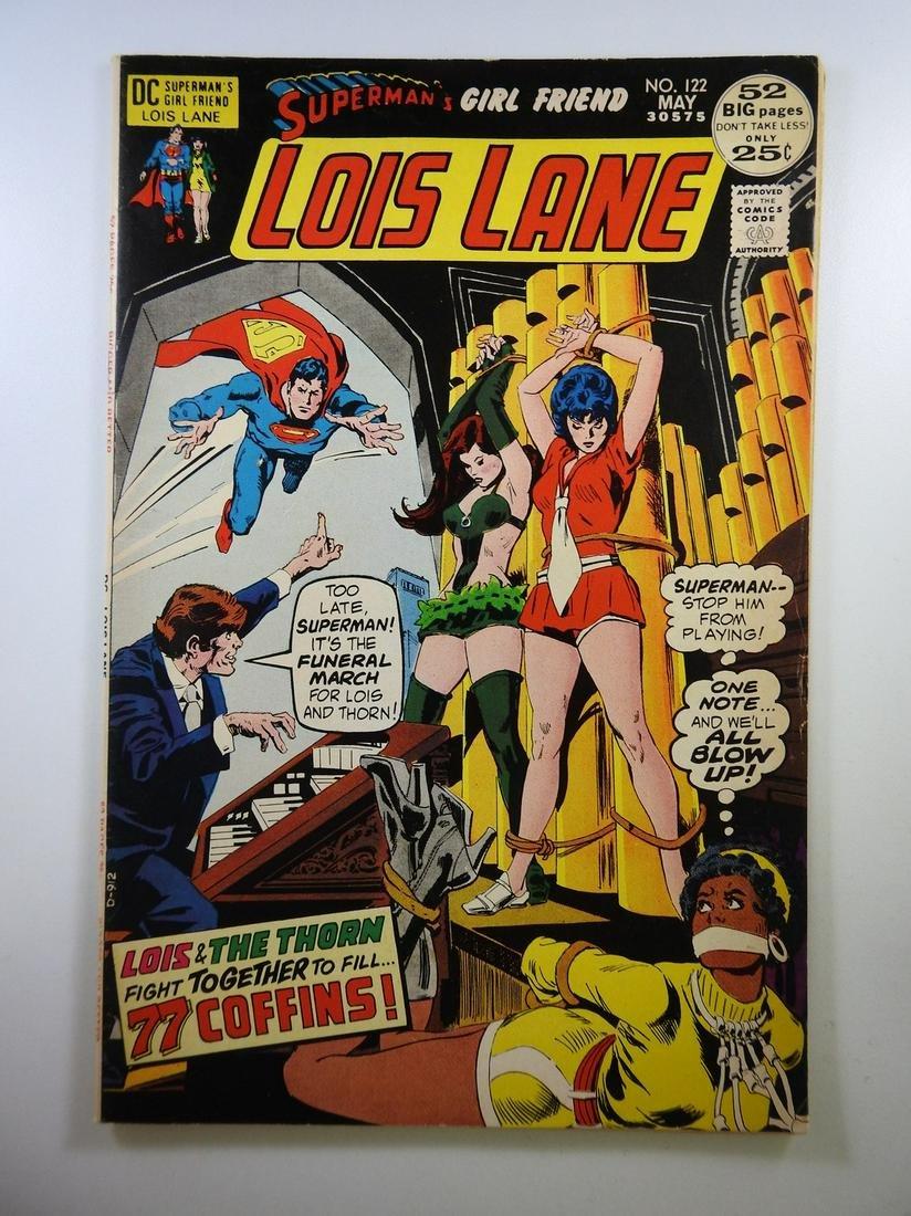 Superman's Girl Friend Lois Lane #122