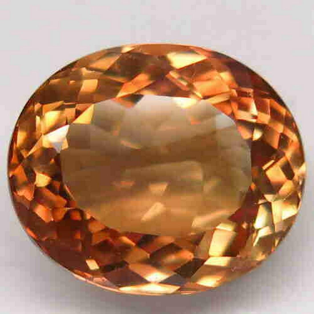 13,72 ct Natural Imperial Topaz 13,72 ct