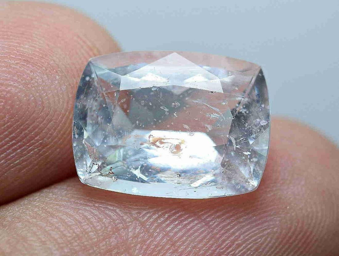 4.50 ct ultra rare transparent pollucite