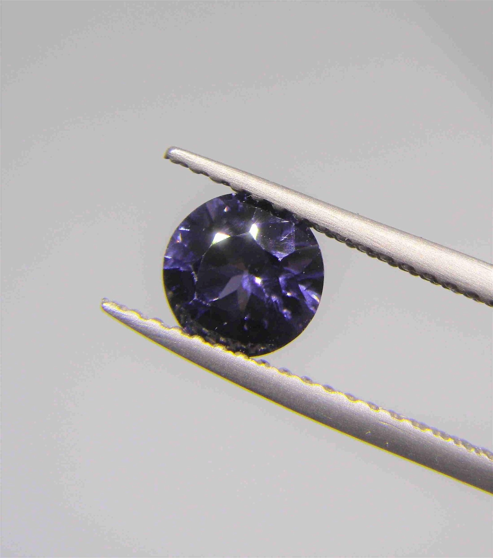 Blue Purple Spinel - 0.85 ct