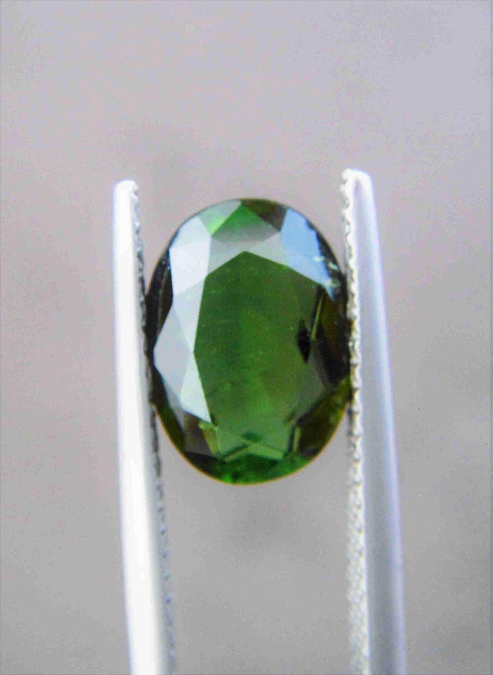 Green Tourmaline - 2.50 ct