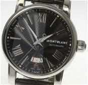 Montblanc -Automatic mechanical watch Men's
