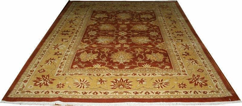 A Decorative Contemporary Persian Tabriz Rug