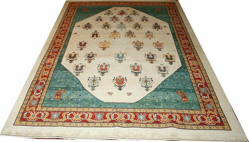 A Fabulous High Quality Sw Persian Gabbeh Rug