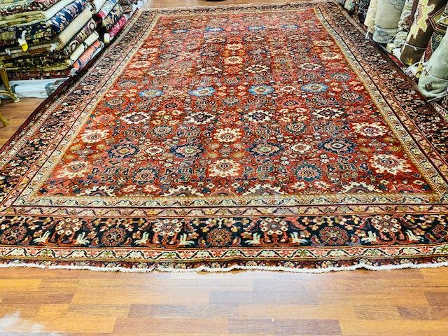 Antique Persian large size all over Persian Mahal