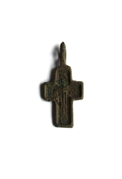 Russian Cross, 16-17th C.