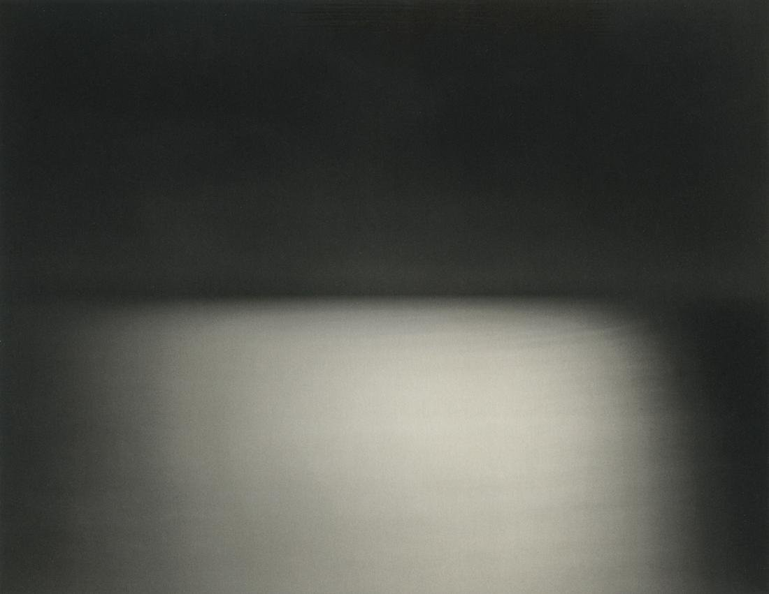 Hiroshi Sugimoto, Bass Strait, Table Cape, 1997