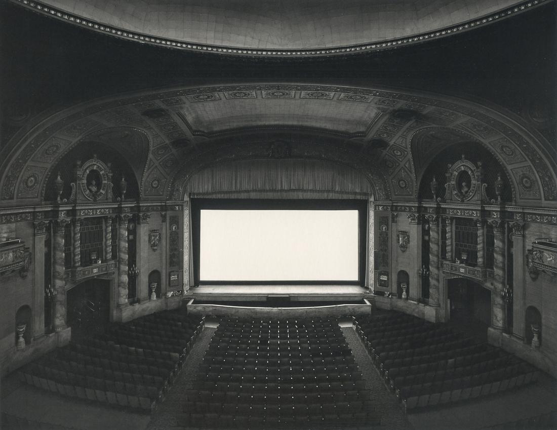 Hiroshi Sugimoto, U.A. Walker, New York, 1978