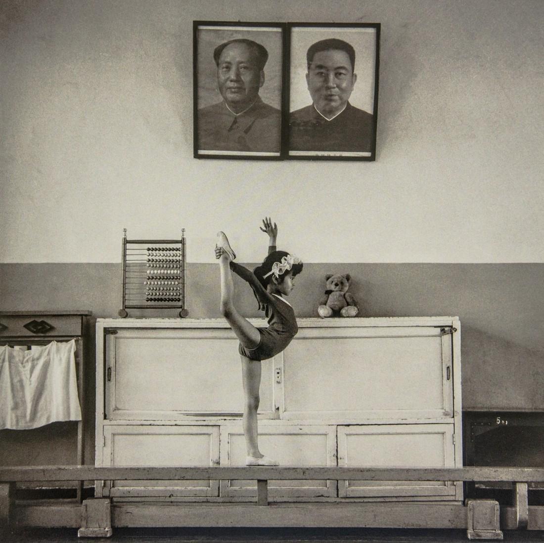 Albert Watson, Children's Ballet School, Beijing, 1979