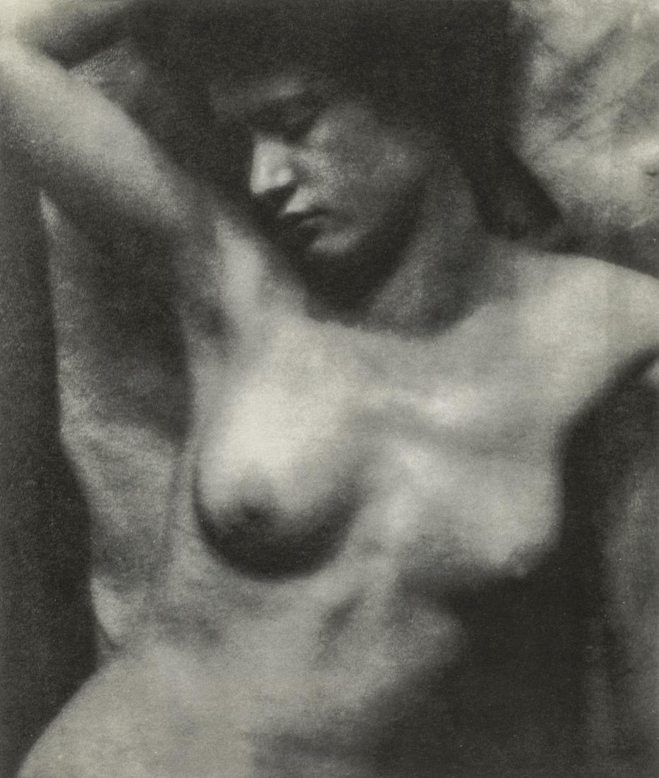 Clarence H. White & Alfred Stieglitz - Torso