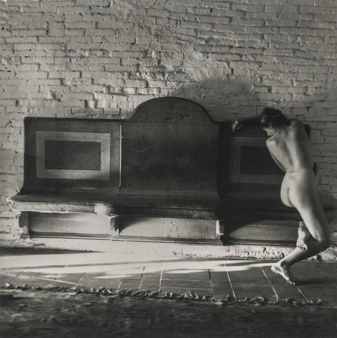 Francesca Woodman, Untitled, Antella, 1977-78