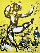 Marc Chagall, The Circus