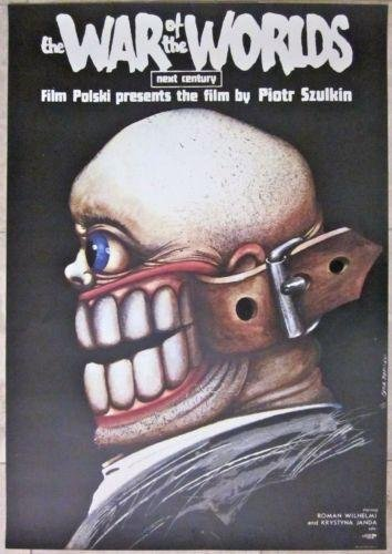 Polish Poster - The War Of The Worlds Next Century -