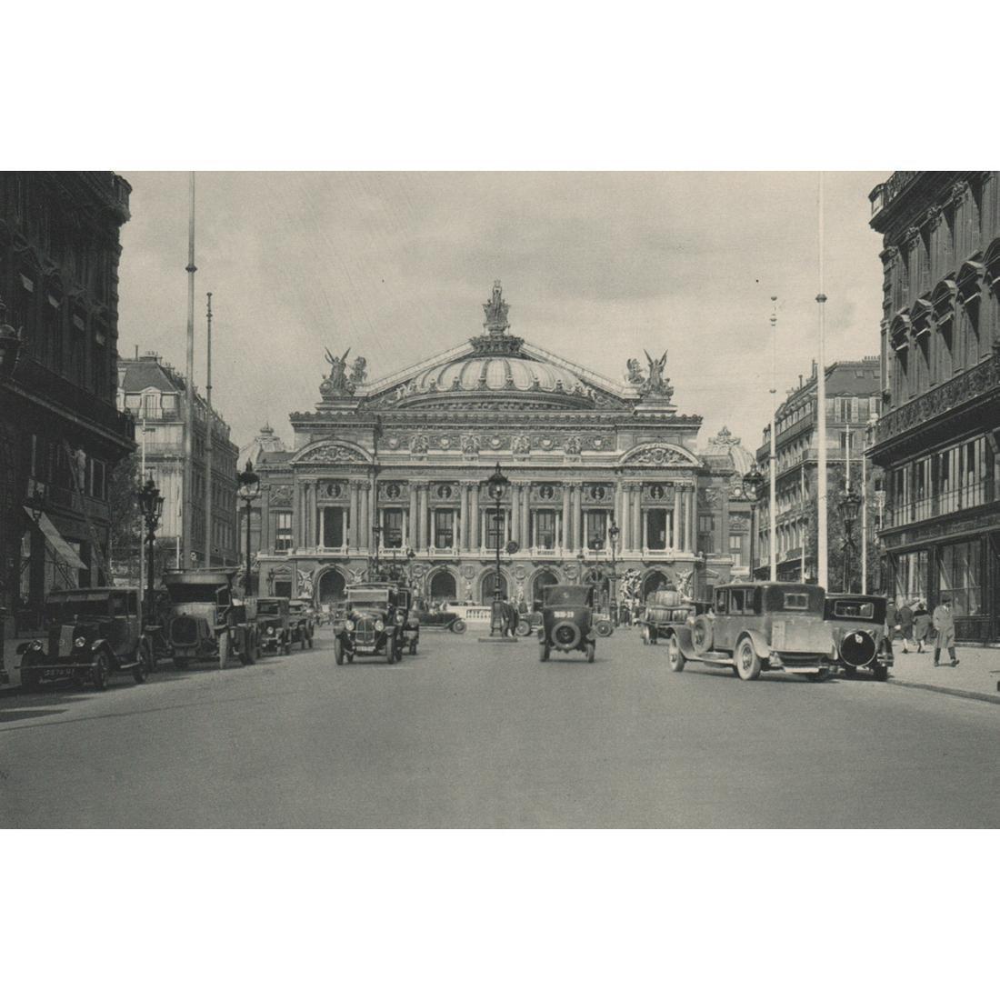 MARIO BUCOVICH - Opera House, Paris