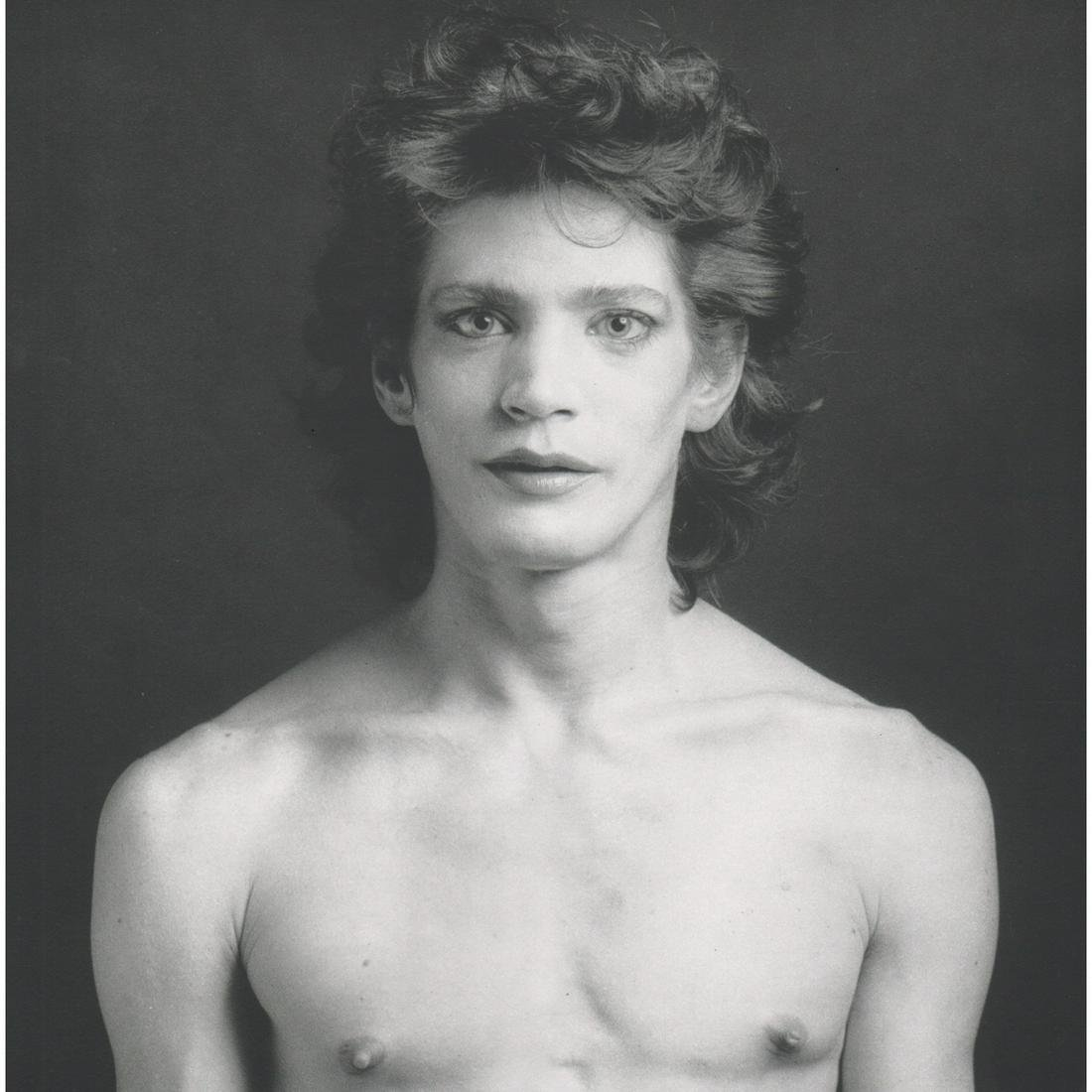 ROBERT MAPPLETHORPE - Robert Mapplethorpe, 1980