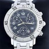 Hermès - Hermès Clipper Diver Chronograph - Ref: