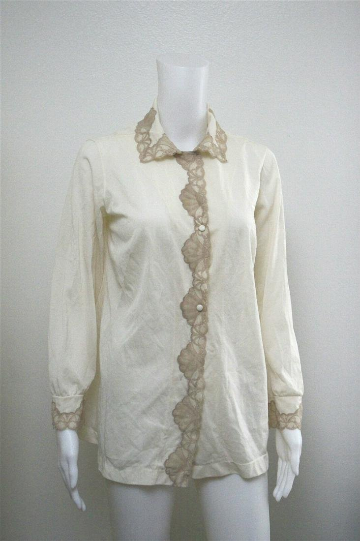 EMILIO PUCCI FOR FORMFIT ROGERS SIZE S 10-12 MADE IN