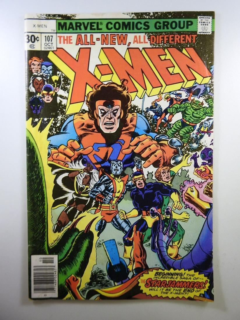 Uncanny X-Men #107