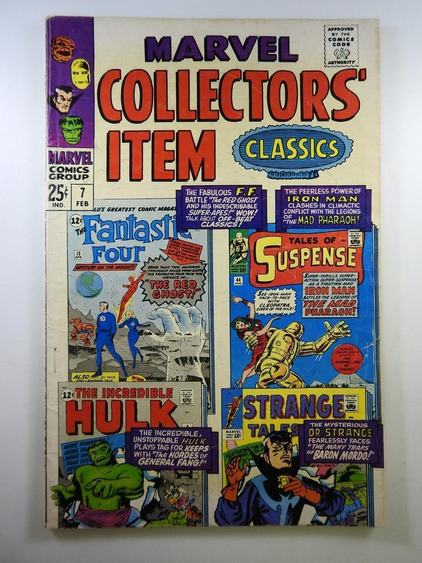 Marvel Collectors' Item Classics #7