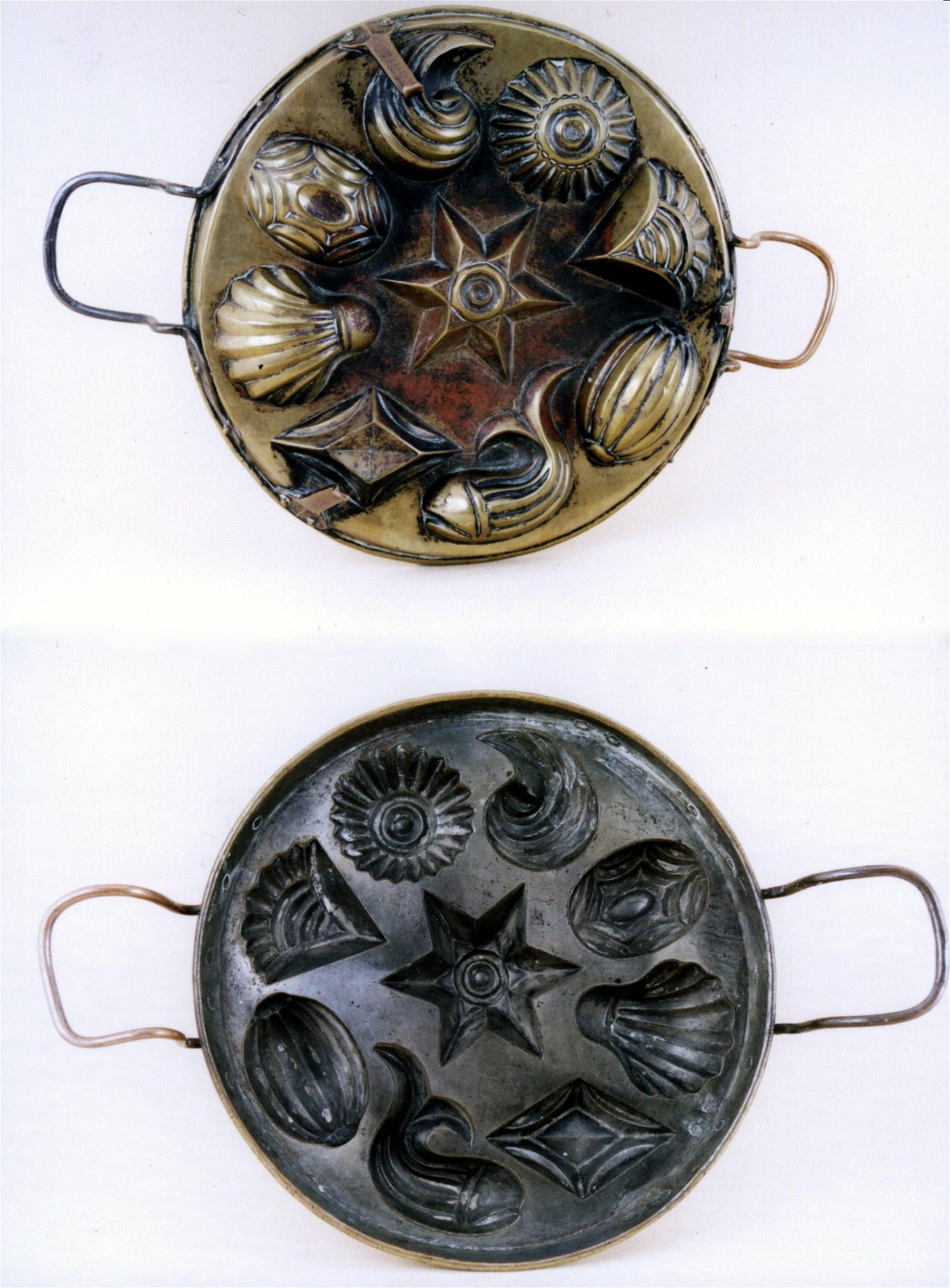 An exceptional late 18th century brass and copper