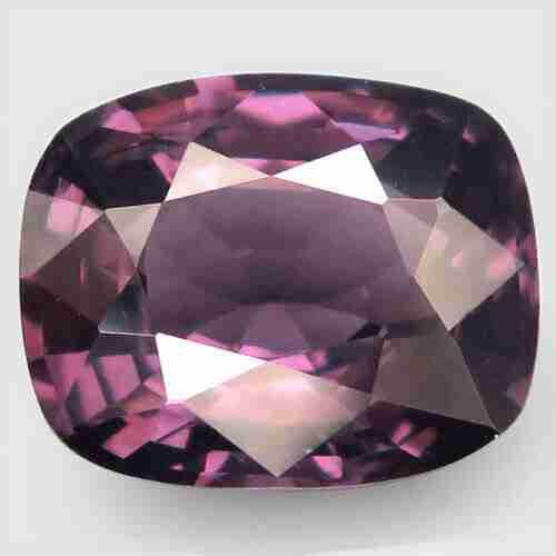 2,33 ct Natural Pink Purple Spinel 2,33 ct