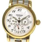 Montblanc-Automatic machinery Men's Watch-2011-present
