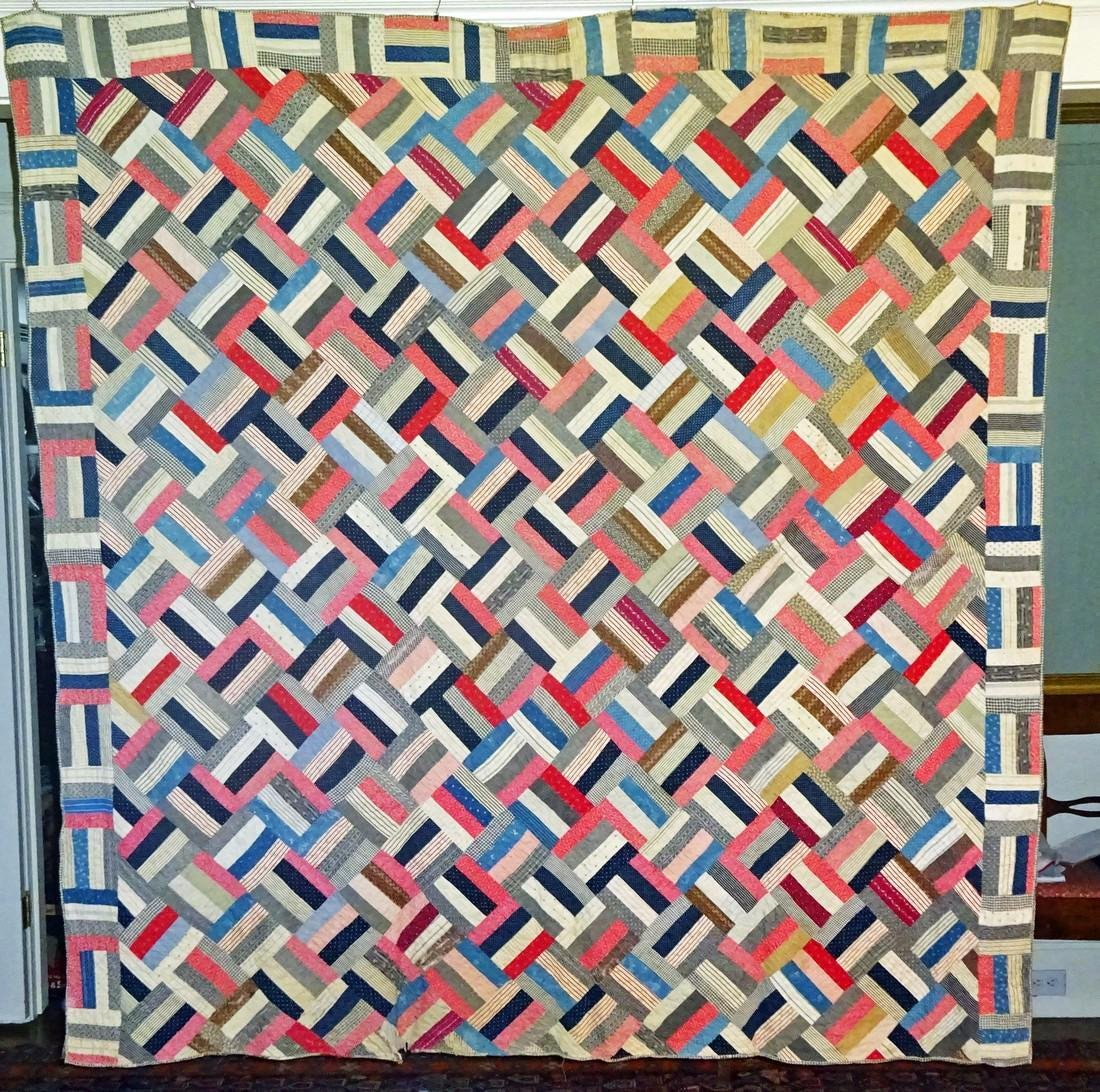 Old Bars Country Quilt