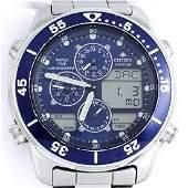 Citizen - World Time Chronograph - Ref:2D1013 - Men -
