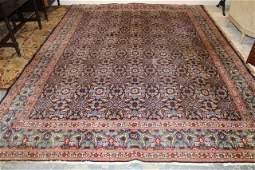 Semi Antique Hand Woven Persian Tabriz 125x95