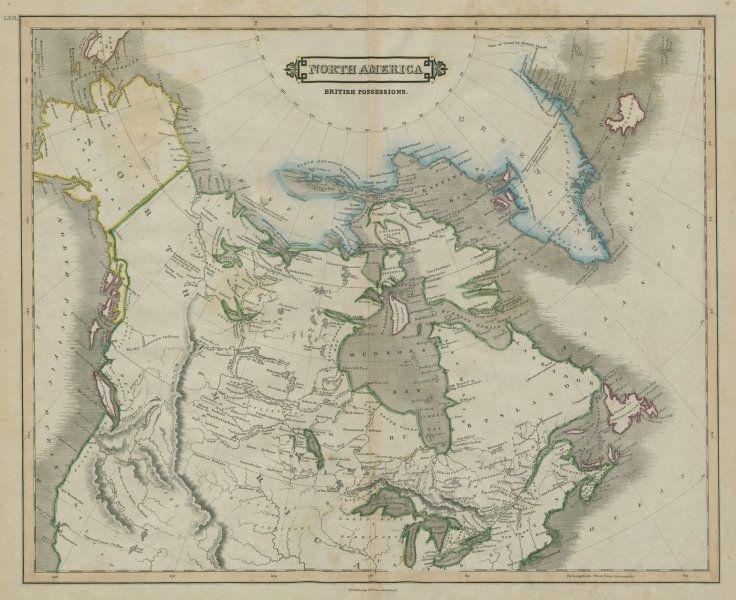 North America British possessions Canada