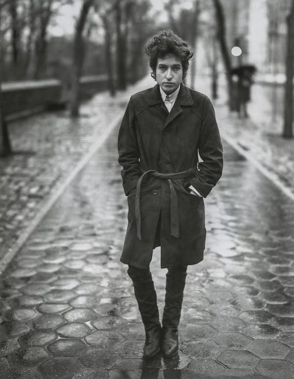 Richard Avedon- Bob Dylan, 1965