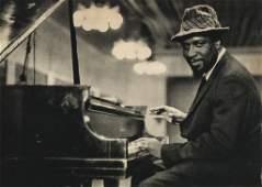 William Claxton- Thelonious Monk