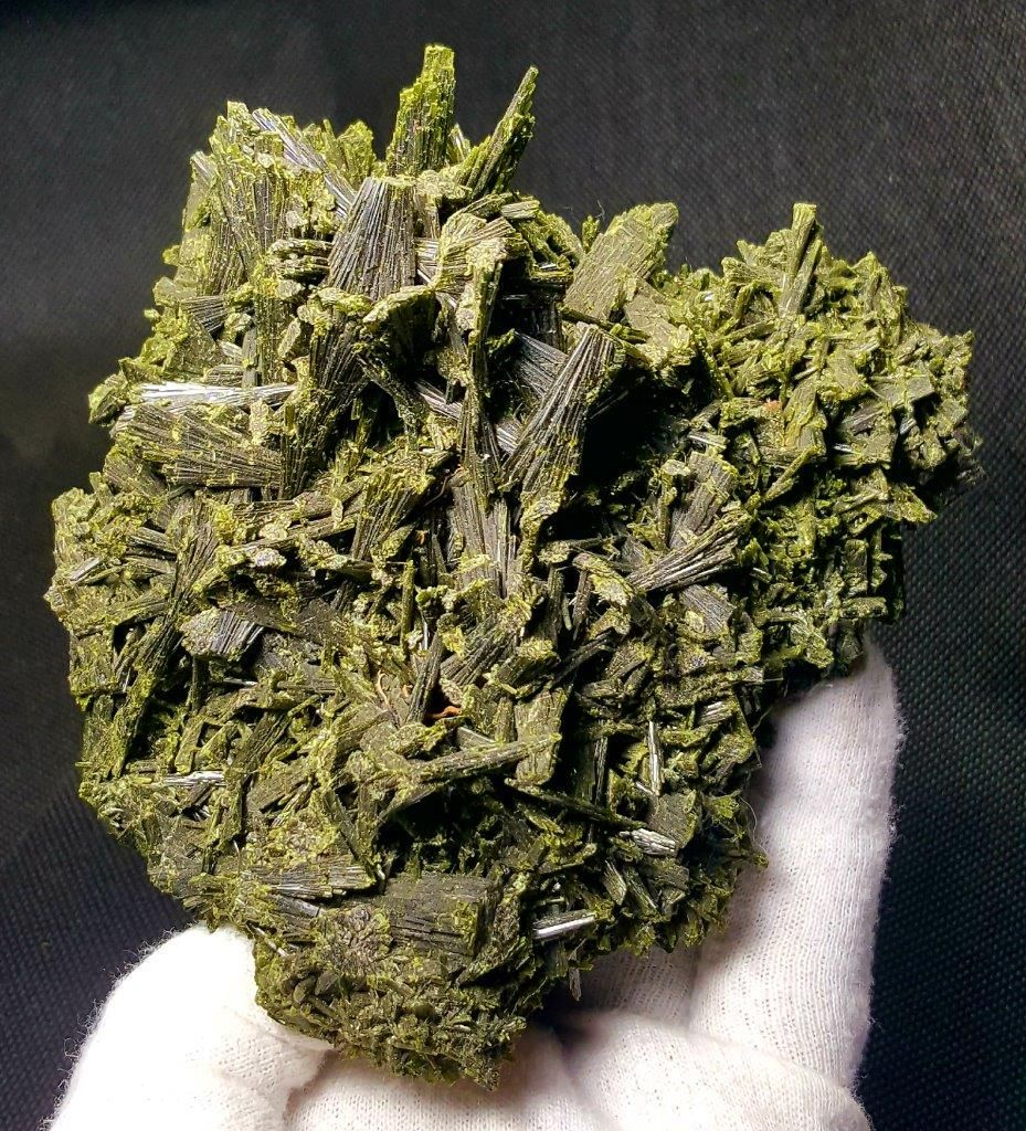636 Grams Undamaged Natural Epidote Tree Specimen -