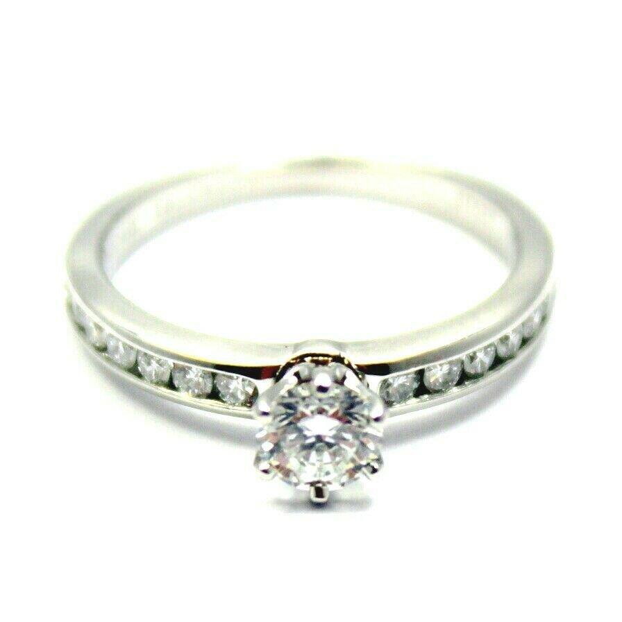 Authentic Tiffany & Co. Platinum 0.51ctw Diamond E/VS1
