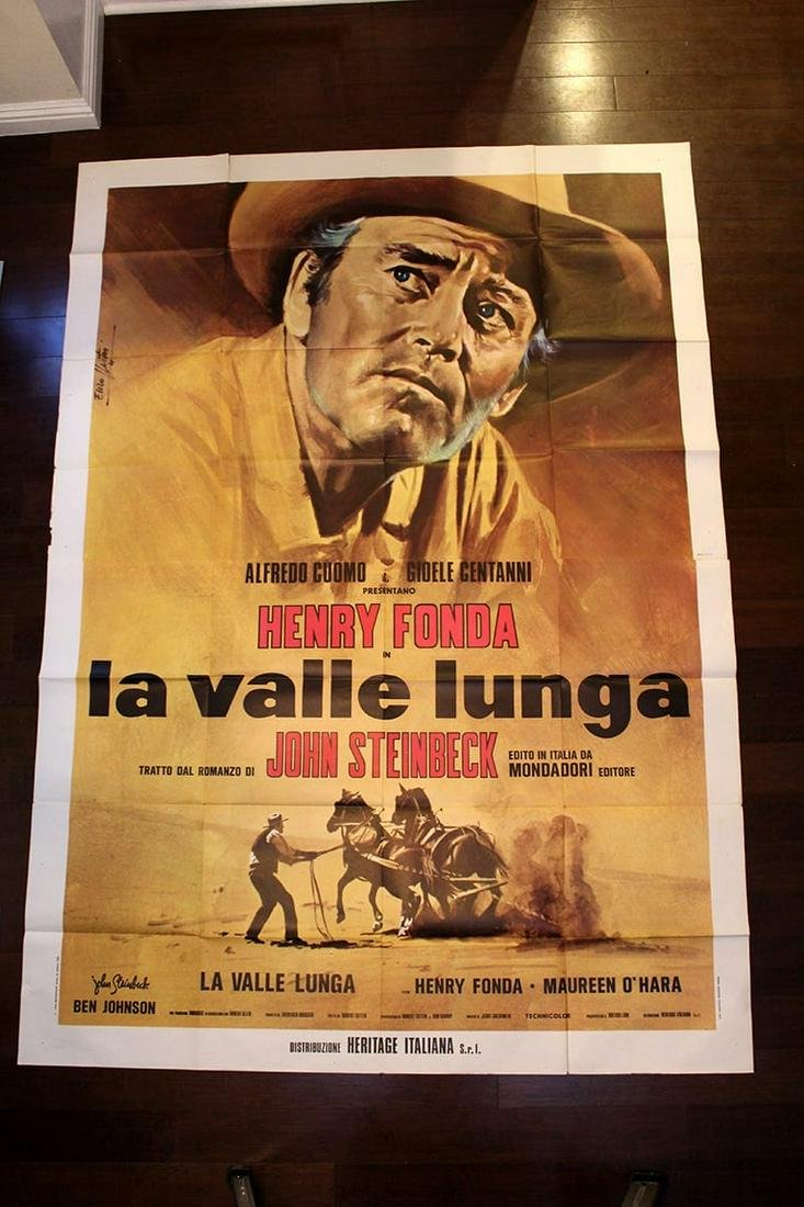 La Valle Lunga - The Red Pony - Steinbeck (1973)