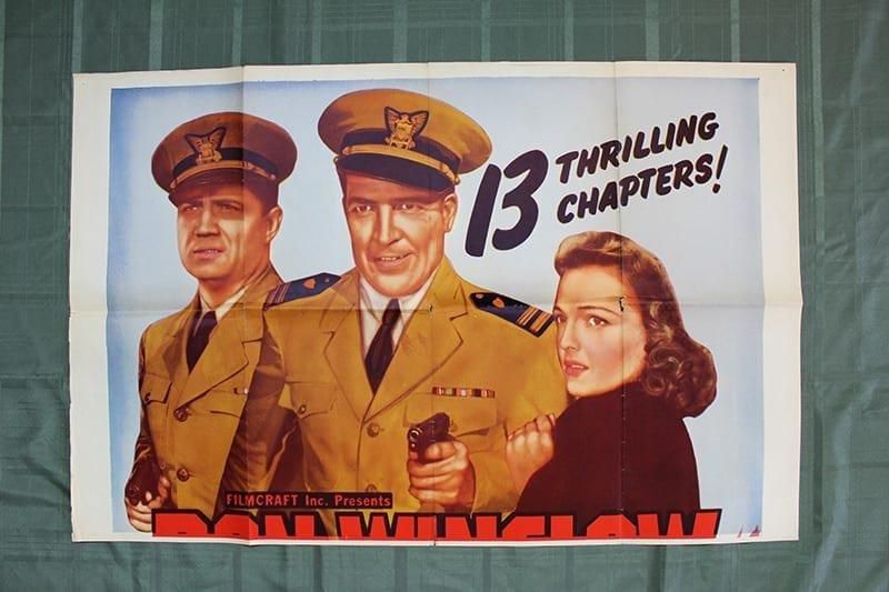 Don Winslow of The Coast Guard (Mexico, 1943) US Three