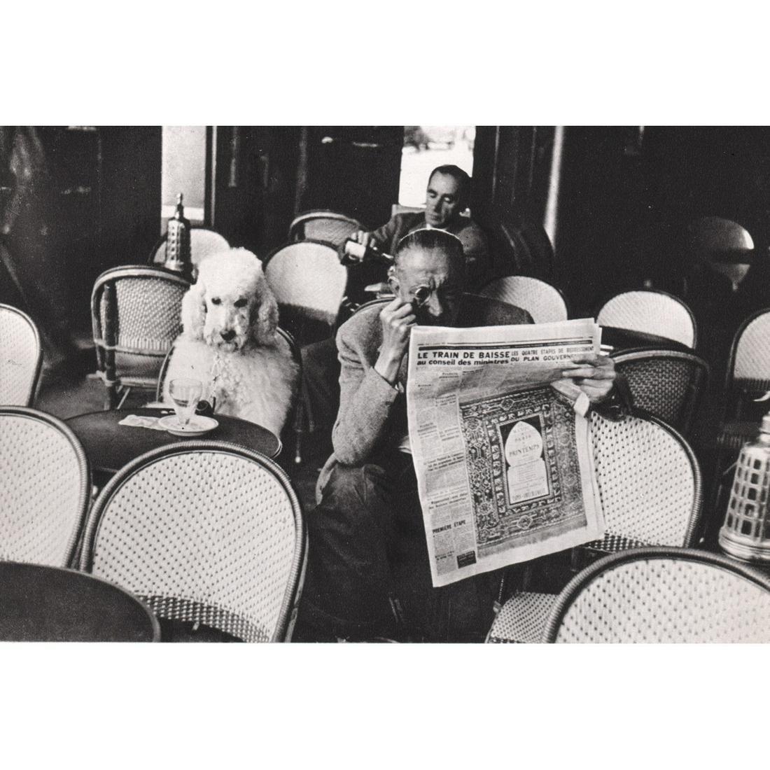 EDOUARD BOUBAT - Paris, 1953