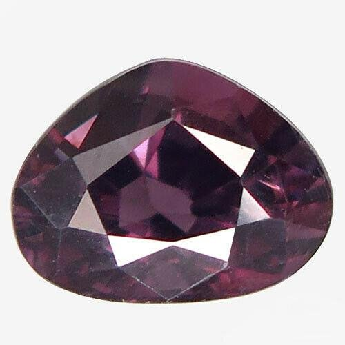 2,84 ct Natural Rich Pink Purple Spinel 2,84 ct