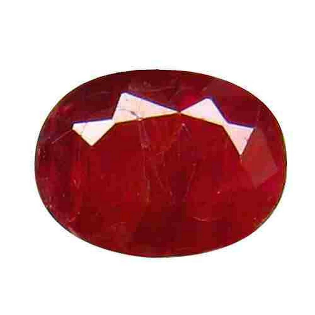 0.52 ct natural pigeon blood red ruby