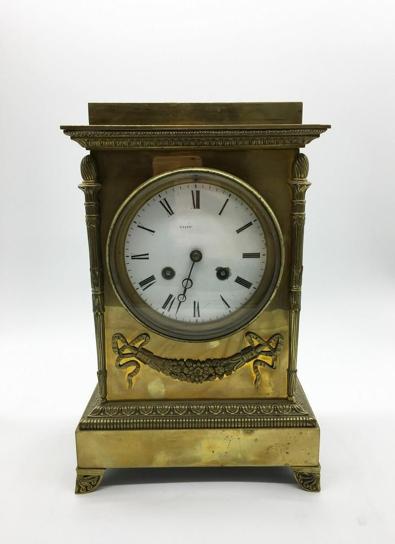 Antique watches in empire style